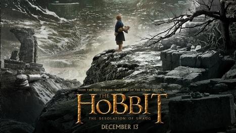 Le Hobbit est de retour : Découvrez la bande-annonce explosive de La Désolation de Smaug - Cinéma - Musique   Insolite, Weird News   Scoop.it