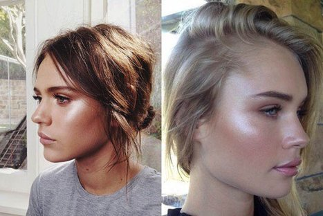 Strobing: The Latest Makeup Trend | Best of the Los Angeles Fashion | Scoop.it