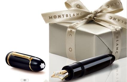 Personnalisez votre stylo Montblanc | Livraison chic Majordome pour faire du  cadeau un événement, offrir un cadeau, fleurs, macarons, maroquinerie, mariages, nantes | Scoop.it