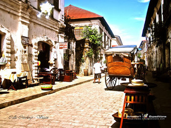 A Time Machine in the Philippines - Vigan's Calle Crisologo | Pinoy Travel Bloggers Journal | Scoop.it