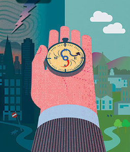 Companies with a purpose beyond profit tend to make more money: But why?   Business as an Agent of World Benefit   Scoop.it