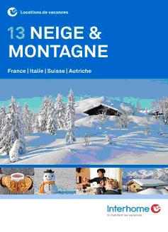 Interhome Neige & Montagne 2012-2013 | Voyage tourisme ... | location-vacances | Scoop.it