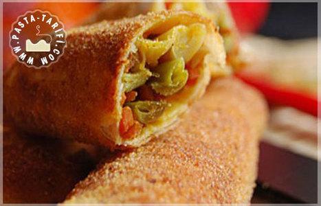 Çin Böreği Tarifi | Pasta Tarifleri | Poğaça Tarifleri - Börek Tarifleri | Scoop.it