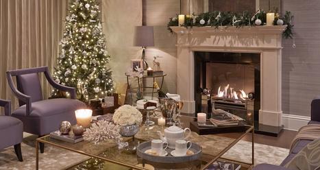 Luxury Christmas Decorating Ideas, LuxDeco Magazine, Luxury Interior Design Inspiration, Ideas & Trends | Decor Trends | Scoop.it
