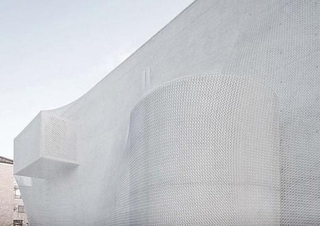 KUKJE ART CENTER IN SEOUL-SOUTH KOREA / SO-IL ARCHITECTS - NEW YORK | architecture & design  on dapaper mag | Scoop.it