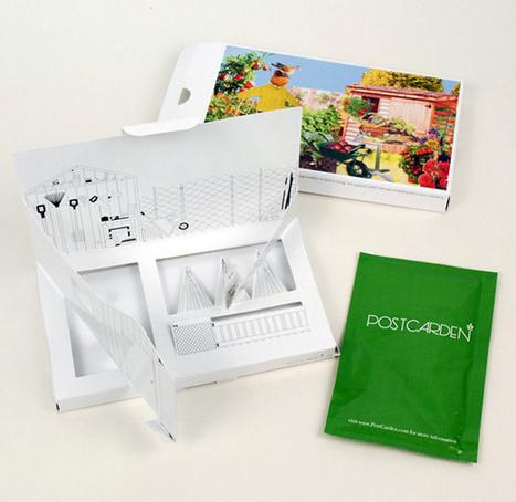 Mini Indoor Allotment Gardens | Urban Gardens | Design | Scoop.it