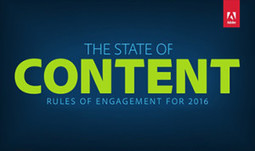 Five Rules for Content Marketers in 2016 | Email Marketing Tips | Scoop.it