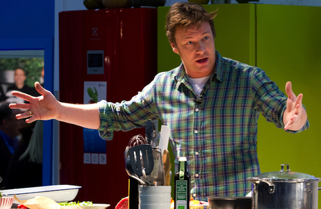 Jamie Oliver on health, wealth and better eating habits | Food issues | Scoop.it