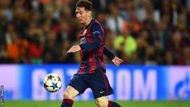 Messi 'from another dimension' - BBC Sport | AC Affairs | Scoop.it