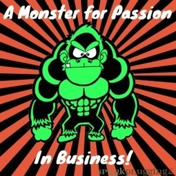 Passion In Business Won't Pay the Bills. Or Will It?   Business Inspiration   Scoop.it