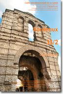 Carte archéologique de la Gaule 33-2 : Bordeaux | Académie | Scoop.it