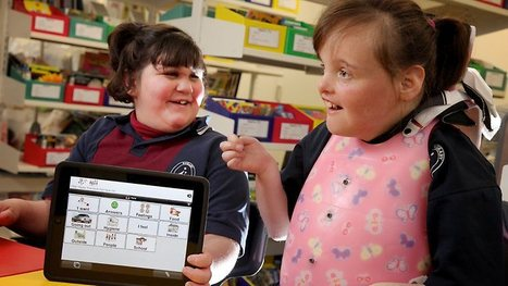 iPads give a voice to disabled kids | ElementaryEd | Scoop.it