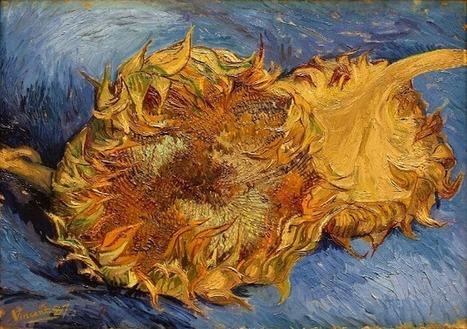 Los Girasoles de Van Gogh, como nunca se los habían explicado | Patrimonio y museos | Scoop.it