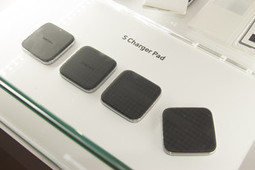 Samsung Galaxy S5 accessories: First look at S Charger Pad, S ... | Battery Powered iphone charger | Scoop.it
