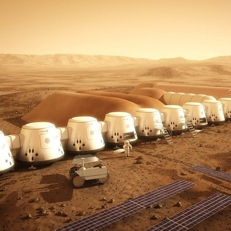 Mars One opens applications for one-way ticket to Mars (Wired UK)   Urban future   Scoop.it