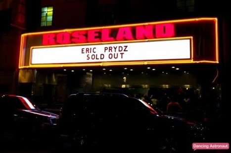 New York City's Roseland Ballroom will close doors this spring | DJing | Scoop.it