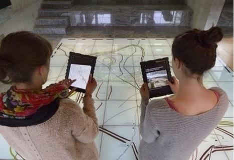 A Bibracte, la réalité augmentée, la 3D et les tables tactiles font renaitre la ville gauloise | Bibliothèques et culture numérique | Scoop.it