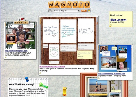 Magnoto - Freestyle Blogging & Website Building - Home of Magnoto | Daily Magazine | Scoop.it