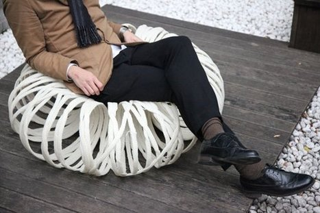 A Cotton in the Air by Studio JEILPARK | Designer | Scoop.it