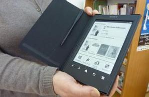 Penne-d'Agenais. Bibliothèque : livres numériques  et liseuses électroniques | Médiation des nouveaux procédés de lecture en bibliothèque | Scoop.it