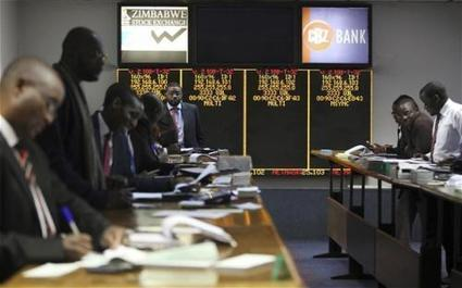 "Zimbabwe's ""Blacks-Only"" Stock Exchange Takes 'Financial Innovation' And Racism To New Highs 