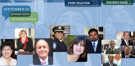 September 11th - Personal Stories of Transformation   9.11 Resources for Education   Scoop.it