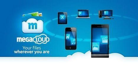 Megacloud – servicio de almacenamiento online similar a Dropbox | #REDXXI | Scoop.it