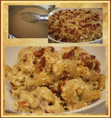 Recipe for Tea Mac-n-Cheese   Essentially England - For English History and Food Lovers   Scoop.it