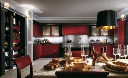 About Classic Kitchen Design Ideas from Scavolini Collections | home improvement | Scoop.it