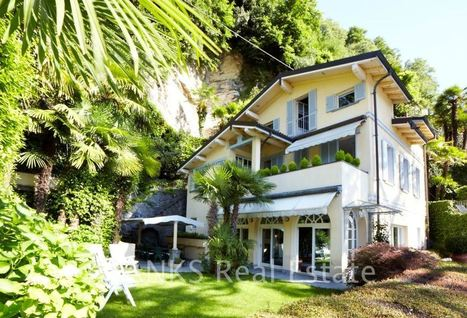 Buy Property at Lake Como Glamorous, Romantic and Unique | Luxury Villas for Sale Lake Como | Scoop.it