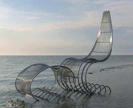 Hero Chair & Stool Design by Adrian Rayment | Furniture Designs | Scoop.it