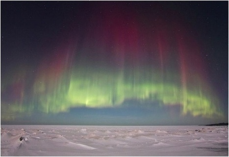 Why the Aurora Borealis Was (Briefly) Visible in the Continental U.S. | Sustainable Futures | Scoop.it