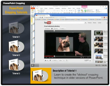 3 Tutorials to Help You Get More Out of PowerPoint's Image Editing » The Rapid eLearning Blog | Techy Stuff | Scoop.it