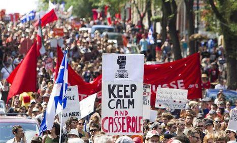 Elections au Québec : «Un choc pour les étudiants» | L'enseignement dans tous ses états. | Scoop.it