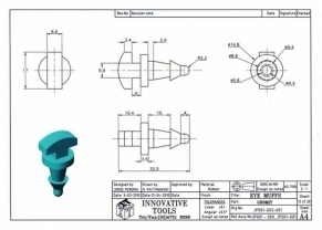 Mechanical Design Services, Technical Drawing Services - Innovative Tools | Industrial Design and Drafting Services | Scoop.it