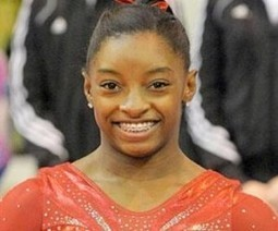A New Champion: Simone Biles Wins Women's Gymnastics Championship | World News | Scoop.it