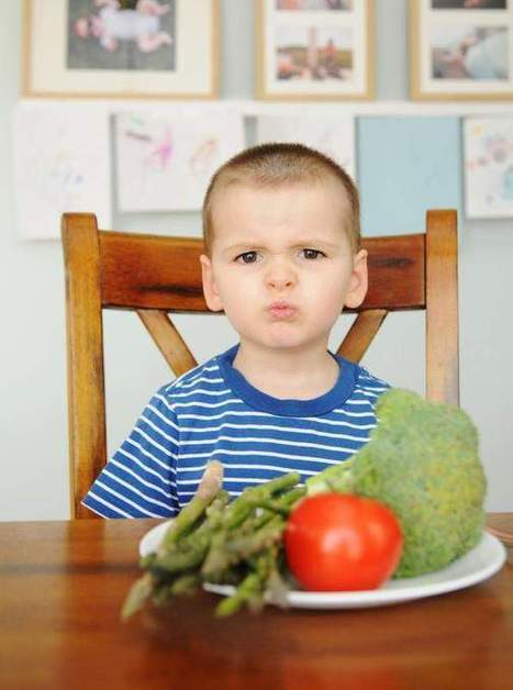 How to get your kids to eat vegetables - Port Huron Times Herald | Parenting Ideas | Scoop.it