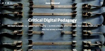 e-learning, conocimiento en red: If Freire Made a MOOC: Open Education and Critical Digital Pedagogy by @jessifer & @slamteacher | Digital Learning | Scoop.it