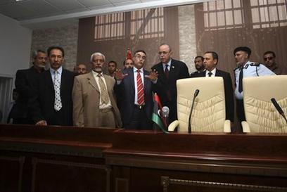 Libya unveils courtroom ahead of Seif al-Islam trial | Saif al Islam | Scoop.it
