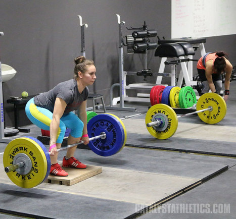 When in Doubt, Simplify: Olympic Weightlifting Program Design | CrossFit Planet | Scoop.it