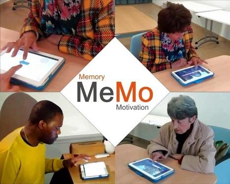 MeMo : une plateforme française de serious games pour faire travailler sa mémoire — Silver Economie | Innovating serious games | Scoop.it