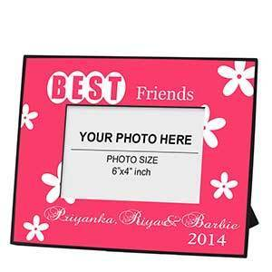 Best Friend Frame : Buy Customized Best Friend Frame Online | Amazing designs for amazing customized gifts | Scoop.it