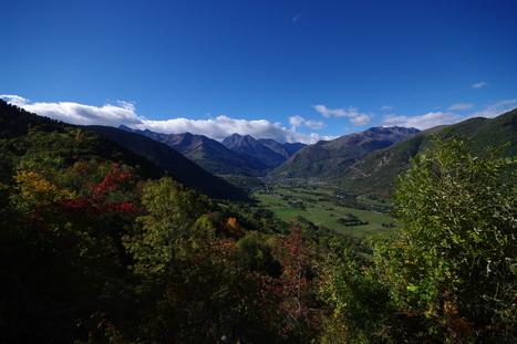 Une vallée haute en couleurs | Philippe Pourrat | Vallée d'Aure - Pyrénées | Scoop.it