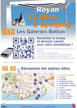 QR Codes - Cyber Gazette des Bains de Mer, Royan et Agglomération Royan Atlantique | Bienvenue dans l'estuaire de la Gironde | Scoop.it