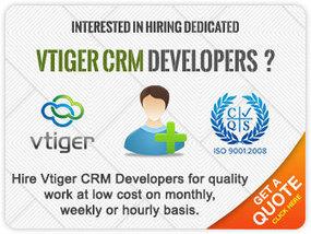 VTiger CRM Developer for VTiger Customization & Integration   expertsfromindia   Scoop.it