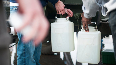 Thousands Without Water After Spill in West Virginia | Upsetment | Scoop.it