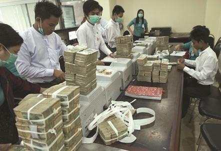 Pocket change: Myanmar banks on mobile money@Offshore stockbrokers   Offshore Stock Broker   Scoop.it