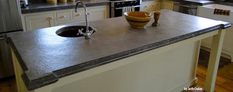 Concrete Countertop Forms, Kits, Supplies   DIY Concrete Countertops   concrete countertop solutions   Scoop.it