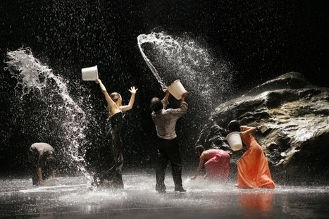 «Pina Bausch et le Tanztheater»: un corps-à-corps inédit avec les danseurs au cœur de la genèse créative de la chorégraphe - Toutelaculture | Allemagne tourisme et culture | Scoop.it