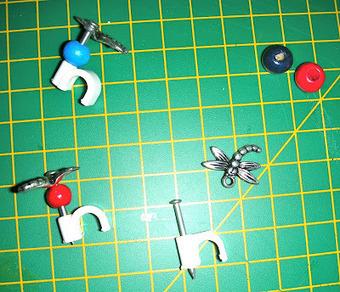 Poupées de Line: Pause bricolage: la salle d'eau. | Mobilier miniature | Scoop.it